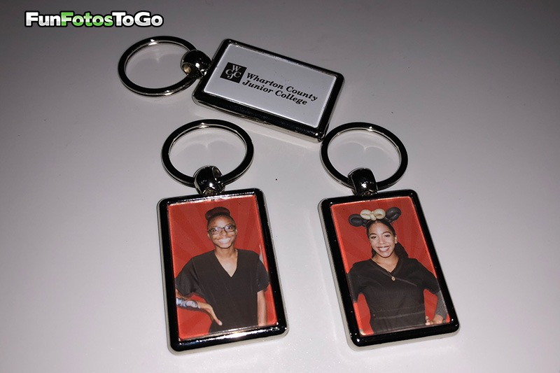 Wharton County Junior College Key Chains