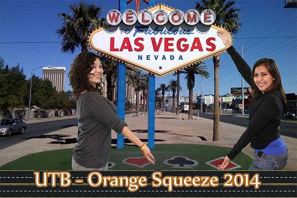 Around the world - Las Vegas