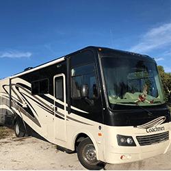 Miranda - Our Motorcoach