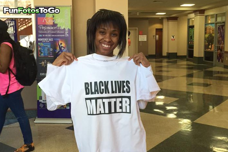 BLM Shirts are popular items
