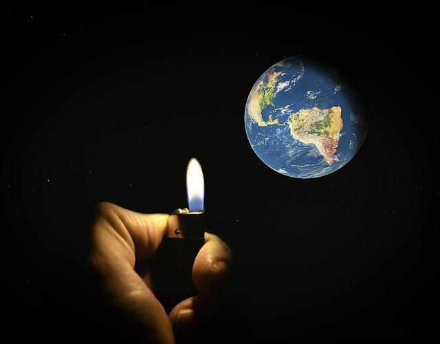 ग्लोबल वार्मिंग: कारण और उपाय (Global Warming: Causes and Remedy)