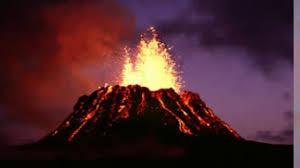 ज्वालामुखी क्या है -