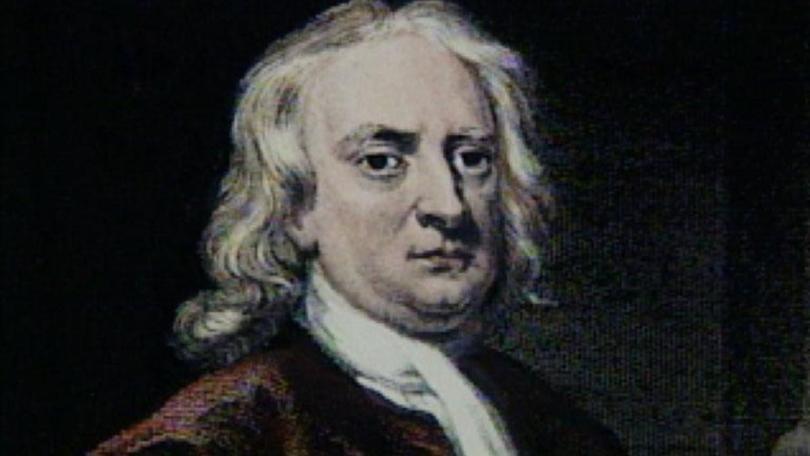 lsaac Newton