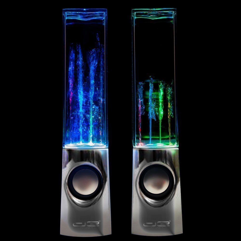 water dancing bluetooth speakers