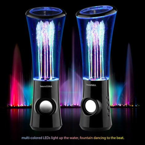 bluetooth water speakers