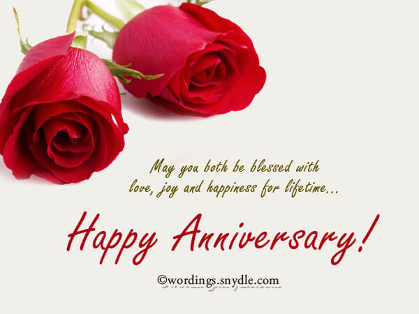 Anniversary Wishes Quotes Messages For Parents