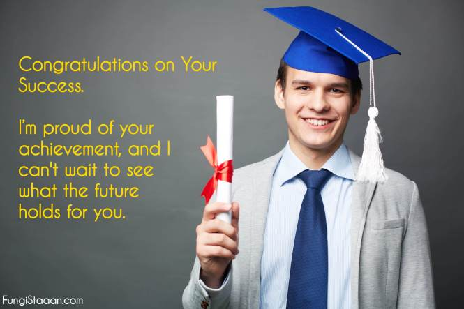 Congratulations Wishes Quotes for Graduation