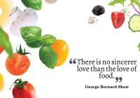 TOP Best Food Quotes