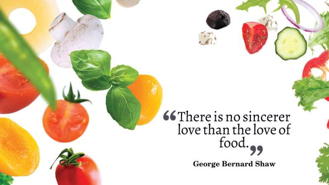 TOP 150 Food Quotes Sayings for Instagram - FungiStaaan
