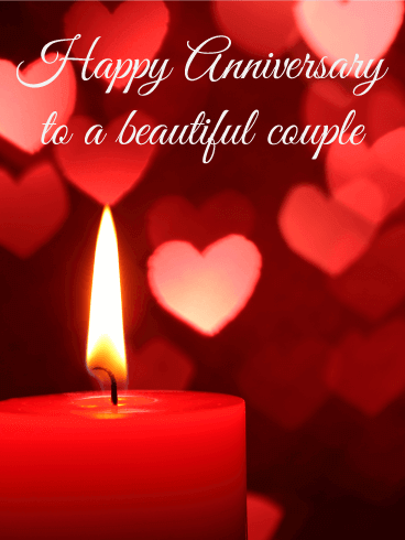 Happy Anniversary to Both of You Images