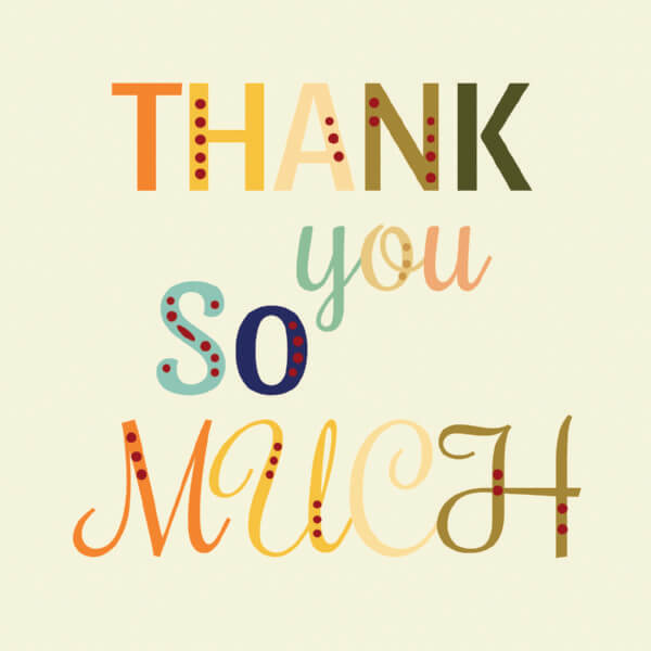 Thank You Note Images