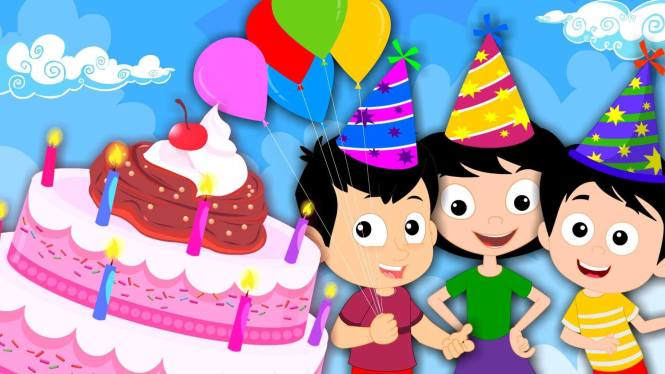 61 Best Happy Birthday Wishes Messages Images For Children