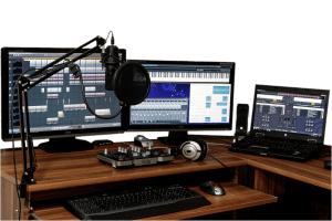 cheap home recording studio equipment list