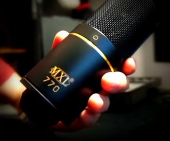 MXL 770 Review - (Why I Use This Microphone For Vocals & Instruments) 1