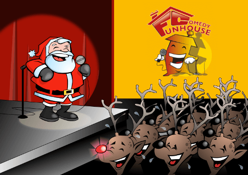 Funhouse Comedy Christmas