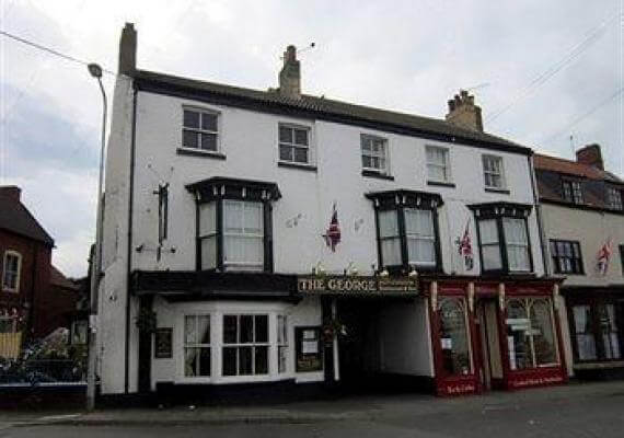 Kirton-in-Lindsey Comedy Club at The George
