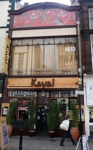 Leicester Comedy Club at Kayal