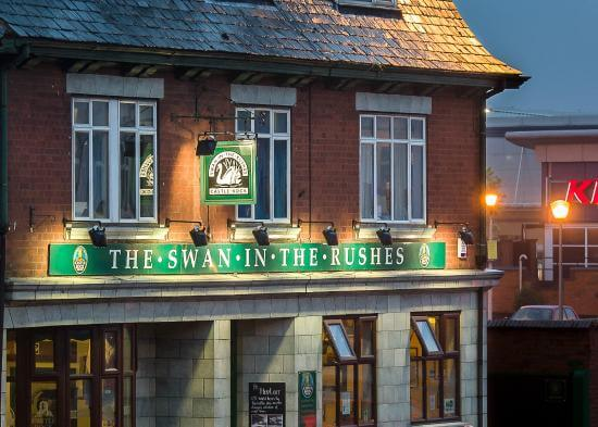 Loughborough Comedy Club at Swan in the Rushes
