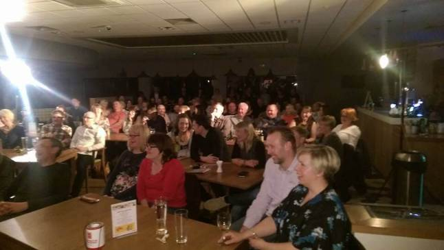 Nottingham Comedy Club at David Lloyd