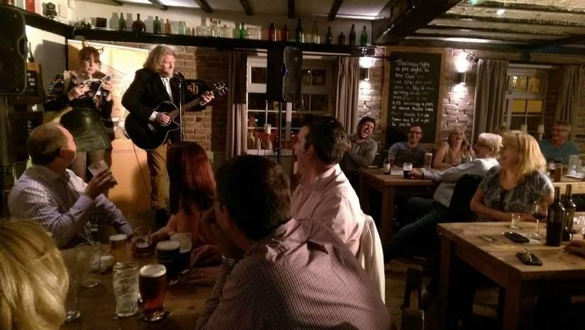 Retford Comedy Club at Gate Inn Notts - Brian Damage