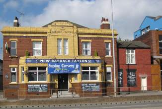 Sheffield Comedy Club at New Barrack Tavern