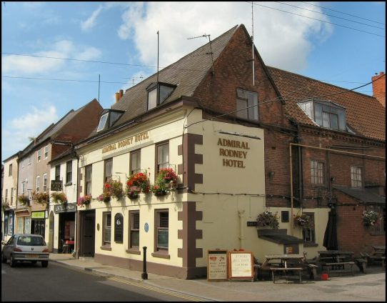 Southwell Comedy Club at Admiral Rodney