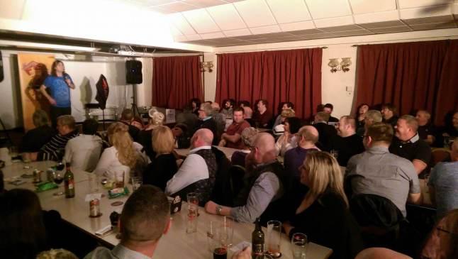 Stoke Comedy Club at Wedgewood Cricket Club
