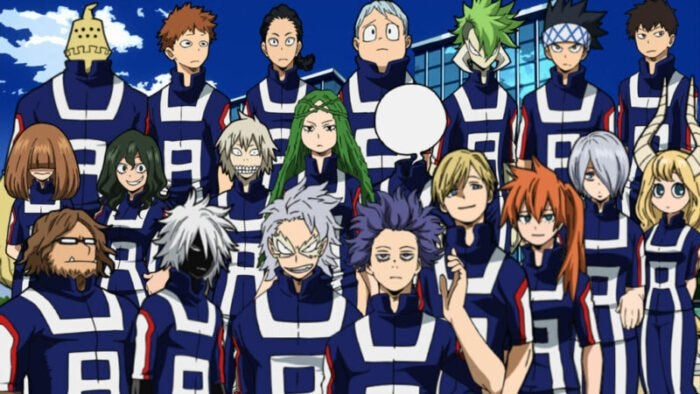 Boku No Hero Academia Season 5: Heroes of Class 1B Costume Design Visuals are officially out.