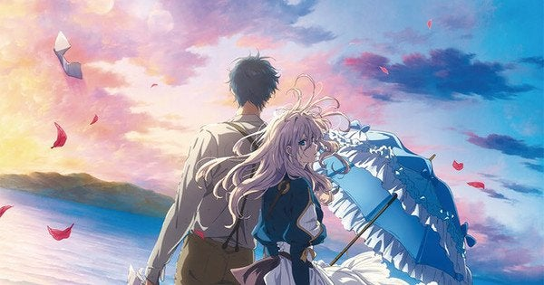 "Delayed ""Violet Evergarden: The Movie"" to open in theaters on September 18"