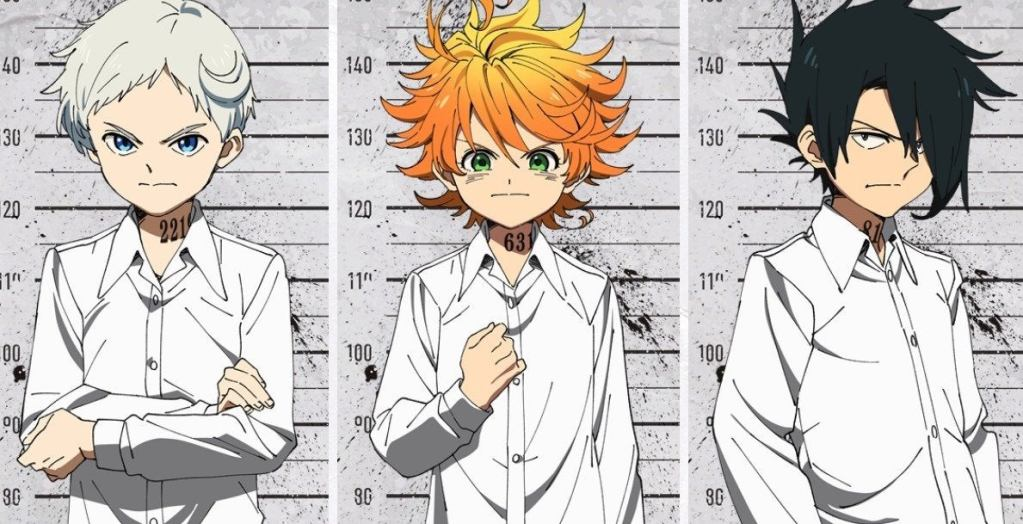 First Season of 'The Promised Neverland', 'Children of the Sea', and Satoshi Kon's 'Millennium Actress' to be Released on Blu-Ray
