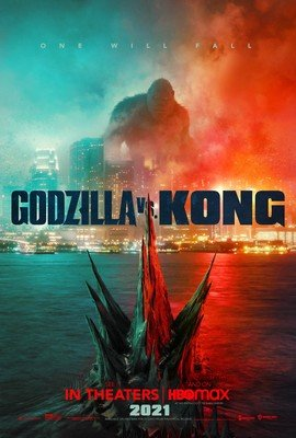 Godzilla vs. Kong Earns US$121 Million in 1st 3 Days Internationally
