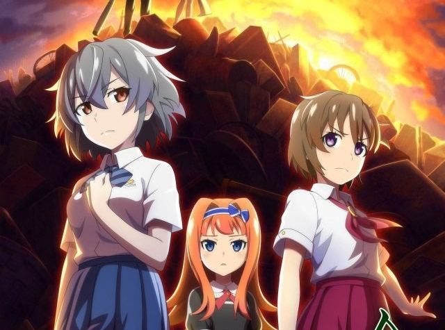 """Higurashi When They Cry"" Smartphone Game to be Released on September 3"