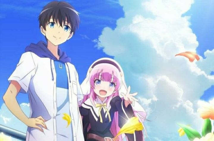 "Jun Maeda, PA Works Upcoming Original ""The Day I Became a God"" new PV, Visual. It will premiere in October 2020."
