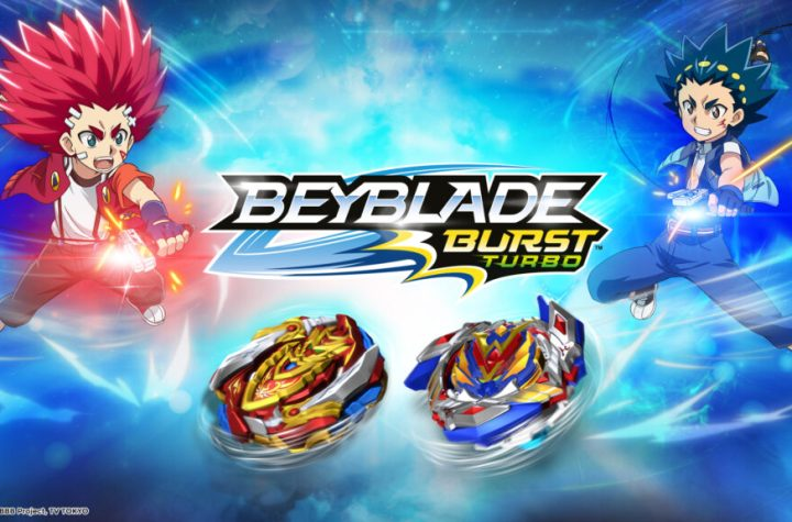 Marvel HQ India To Premiere Beyblade Burst Turbo on December 7th !