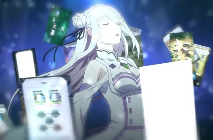 Re:ZERO Smartphone Game Slated for September 9 Release in Japan