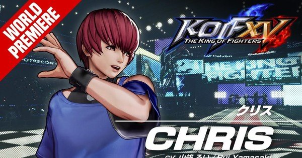King of Fighters XV Game Posts Trailer for Chris