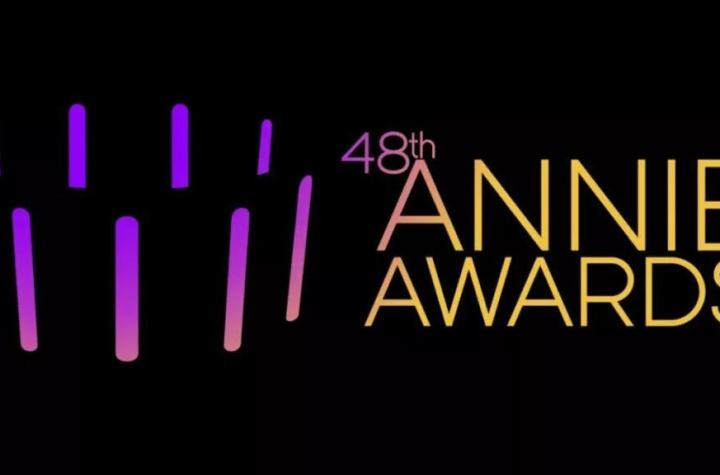 No anime won awards at the 48th Annie awards