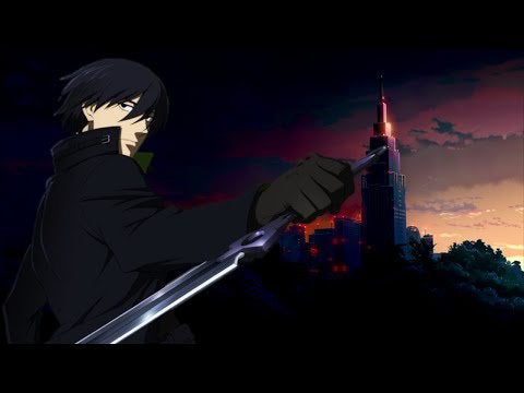 The Story of Darker than Black