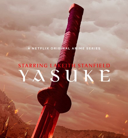 Yasuke Anime Reveals Teaser, Visual, More Staff