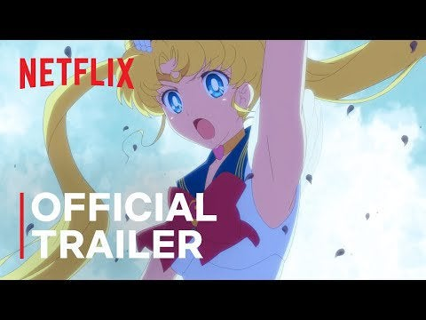Pretty Guardian Sailor Moon Eternal movie trailer, coming to Netflix on June 3rd