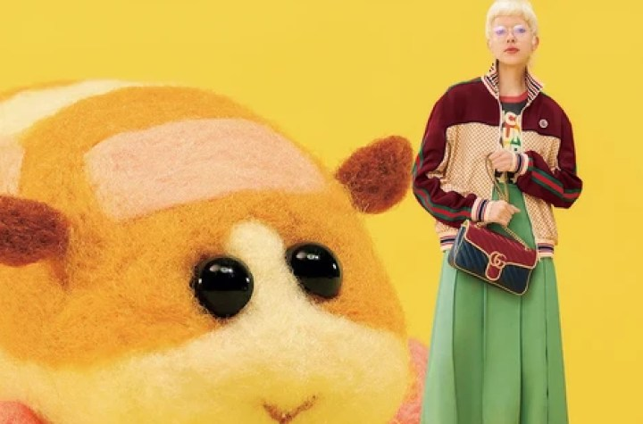 Pui Pui Molcar Gets Collabs With SPUR Fashion Magazine, Sanrio