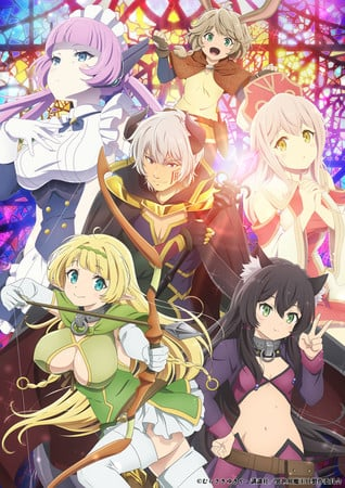 Crunchyroll Streams How NOT to Summon a Demon Lord Omega Anime's Less Censored 'Double Summon' Version