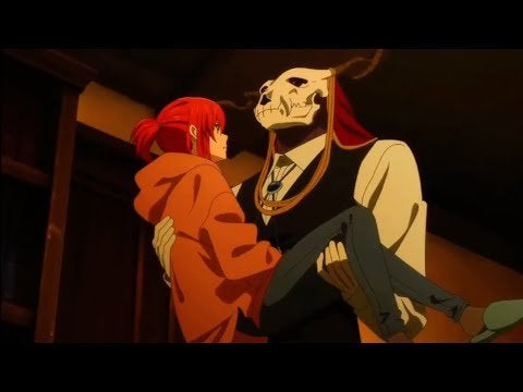 TV Anime the ancient magus' bride OAD Official Trailer
