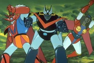 Toei's Mazinger, Getter Robo Special Feature Screenings Slated for July-August