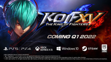 King of Fighters XV Game Launches for PS5, PS4, Xbox Series X|S, PC in Q1 2022
