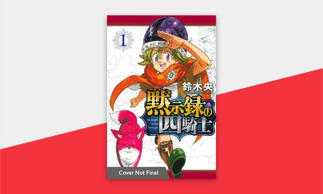 Kodansha Comics Licenses The Seven Deadly Sins: Four Knights of the Apocalypse, Island in a Puddle, More Manga