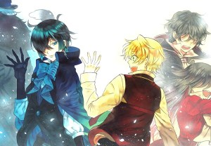 Looking Back on the Twisting Plot of Pandora Hearts