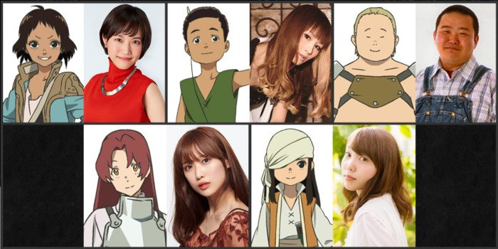To Your Eternity Anime Adds 5 Cast Members for New Arc