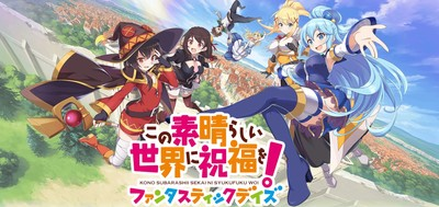 KonoSuba Fantastic Days Smartphone Game Launches Globally on August 19