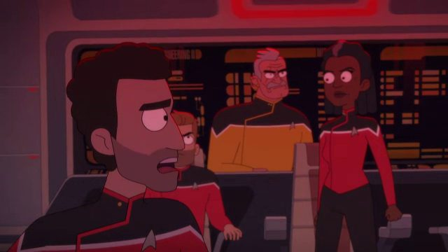 Events From Previous Season That May Affect Star Trek Lower Decks Season 2 Episode 1